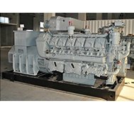1100ы кВт-HND-морской генератор установленный