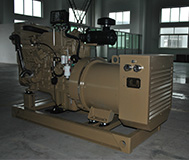 150kw Cummins-marine-générateur-ensemble