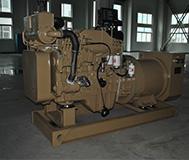 180kw Cummins-marine-générateur-ensemble