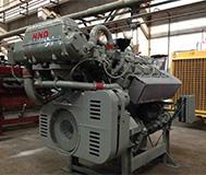 200ы кВт-HND-морской генератор установленный
