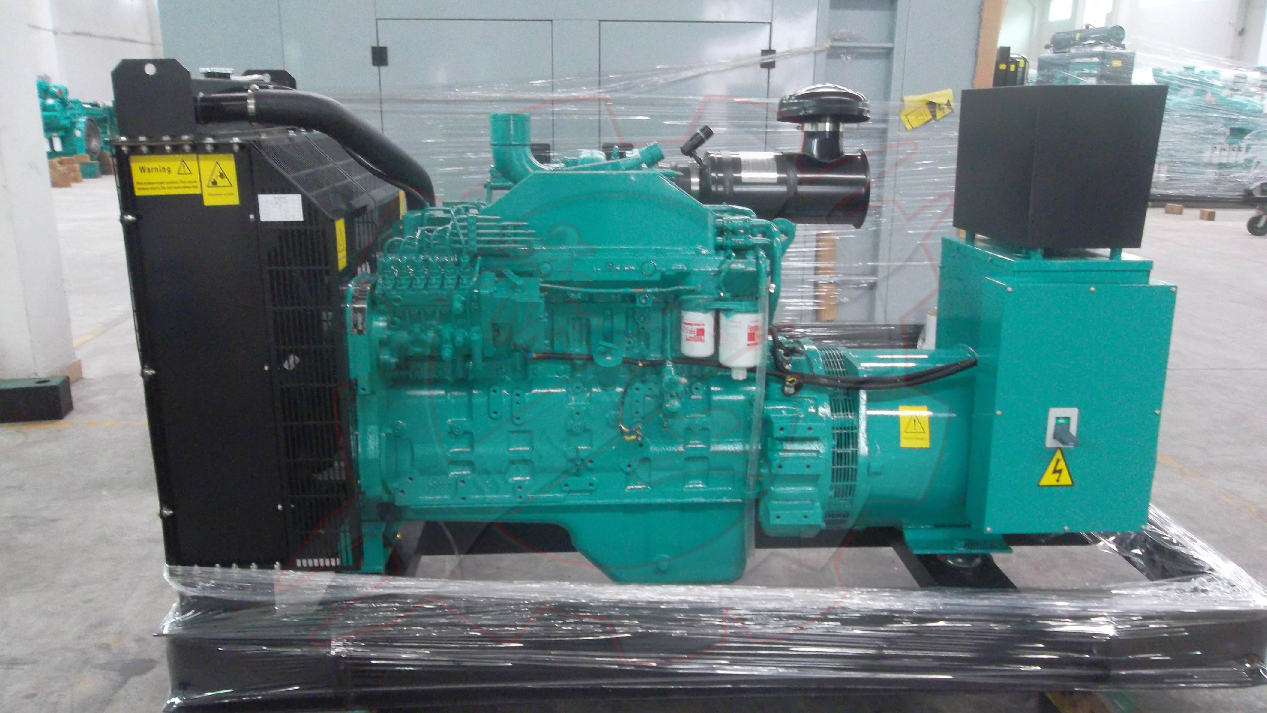 If These Five Cases Occur Diesel Generator Set Needs Overhaul
