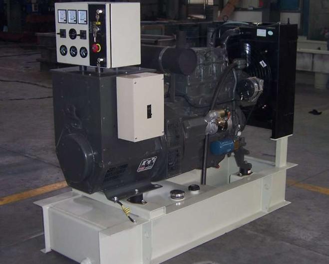 Basic Structure of Weichai Diesel Generator Set