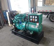 30KW-Deutz-landbase-генератор установленный s