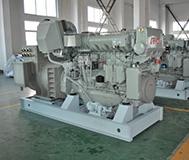 400ы кВт-HND-морской генератор установленный