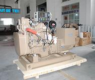 40KW-Cummins-морской генератор набор
