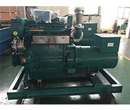 40кВт-Weichai-морской генератор-Set-2с