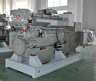 450ы кВт-HND-морской генератор установленный