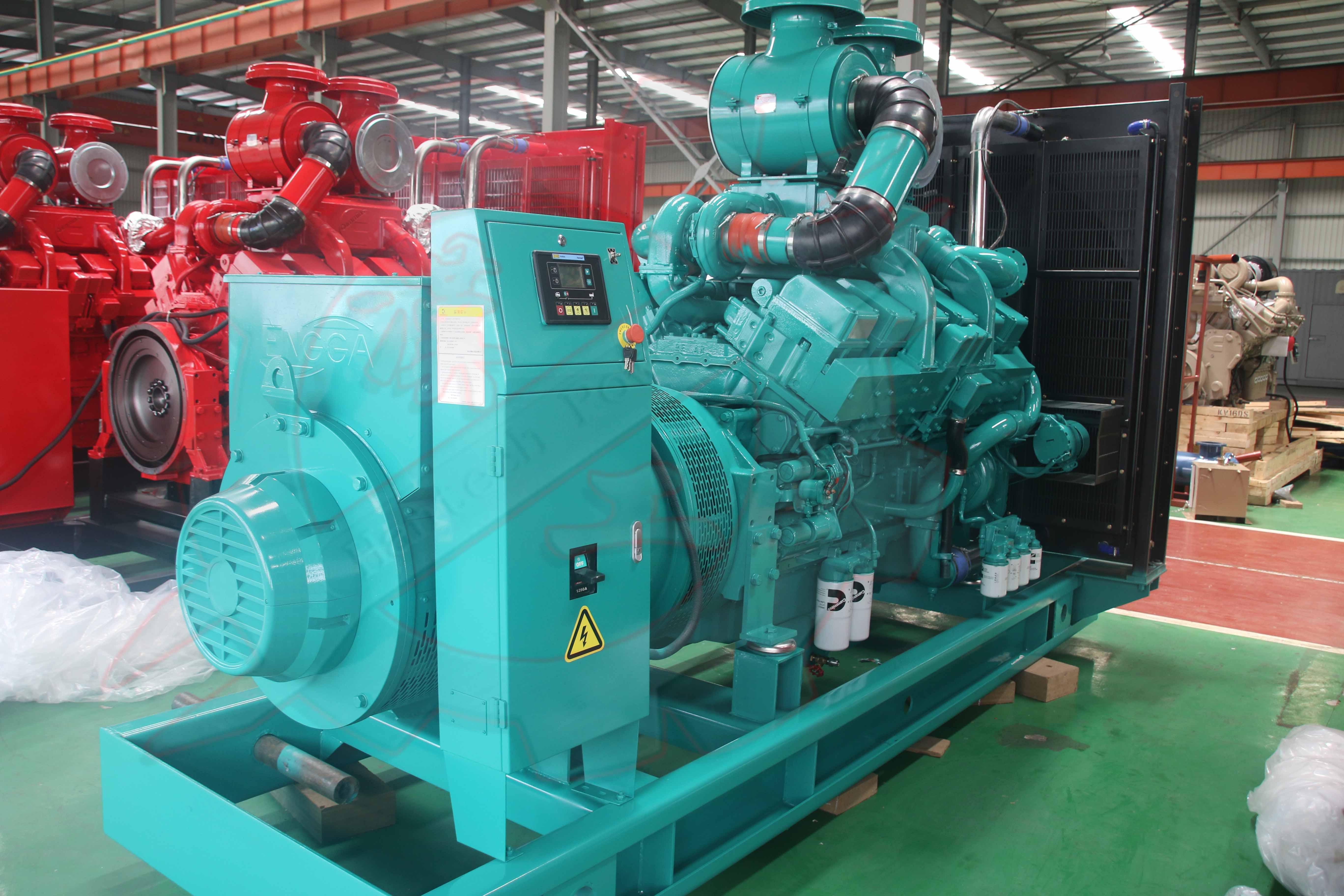 500KW Cummins Landbase Generator