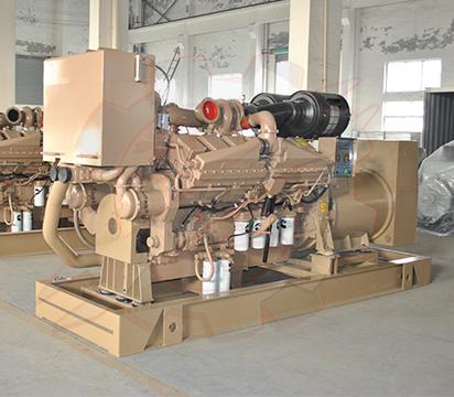 500KW-Cummins-морской генератор набор