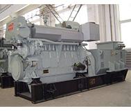 500ы кВт-HND-морской генератор установленный