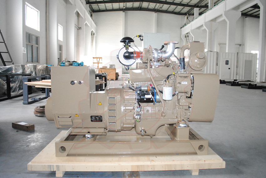 50KW Cummins Diesel Generator Set