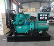 50KW-Deutz-landbase-генератор установленный s