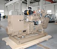 75KW-Cummins-морской генератор набор