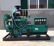 75кВт-Weichai-морской генератор-Set-2с
