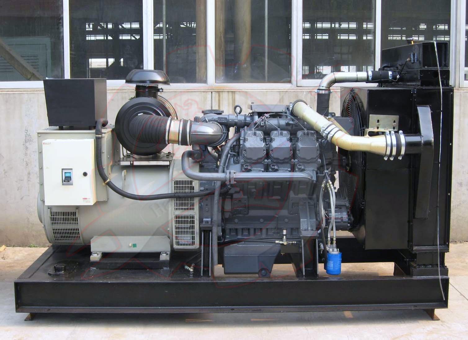 Deutz Grupo electrógeno diesel