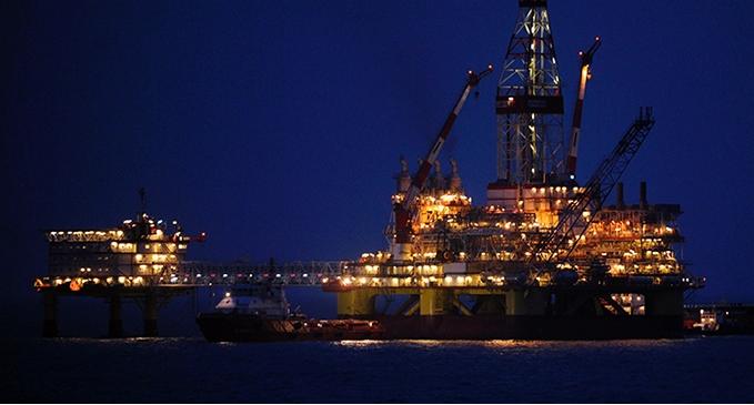 gisement de pétrole