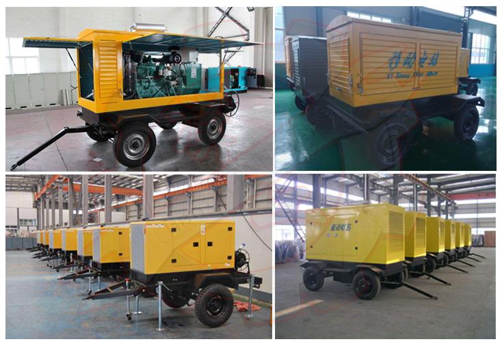 Прицеп-типа генератор-1 комплект